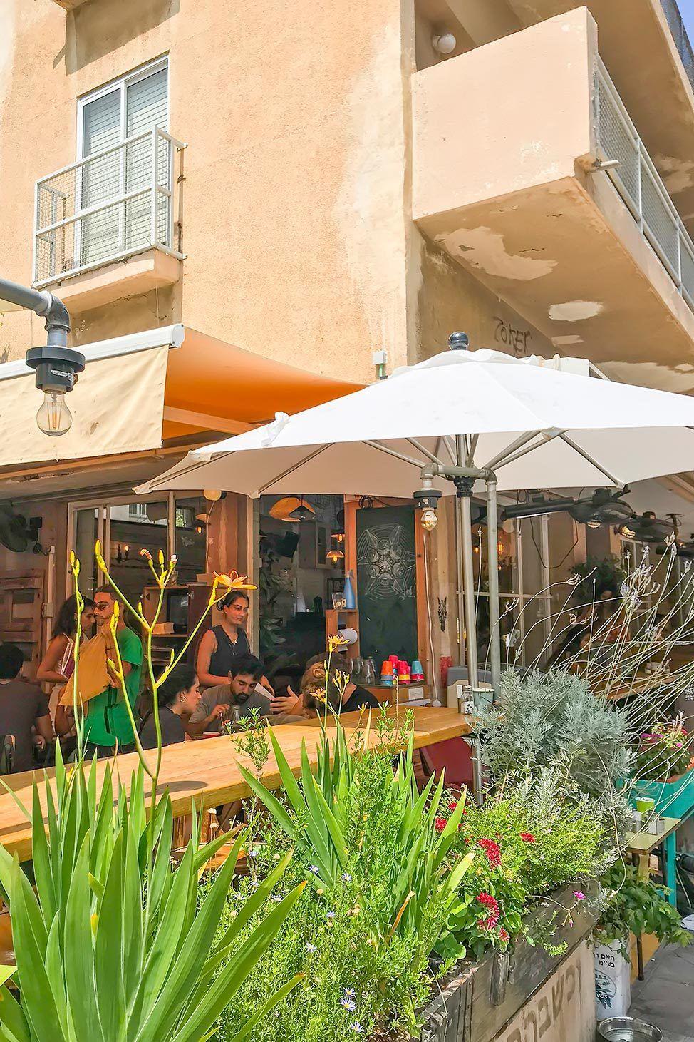 Bucke Cafe, Tel Aviv