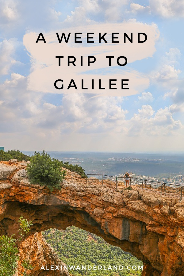 What to do in Galilee, Israel | middle east travel