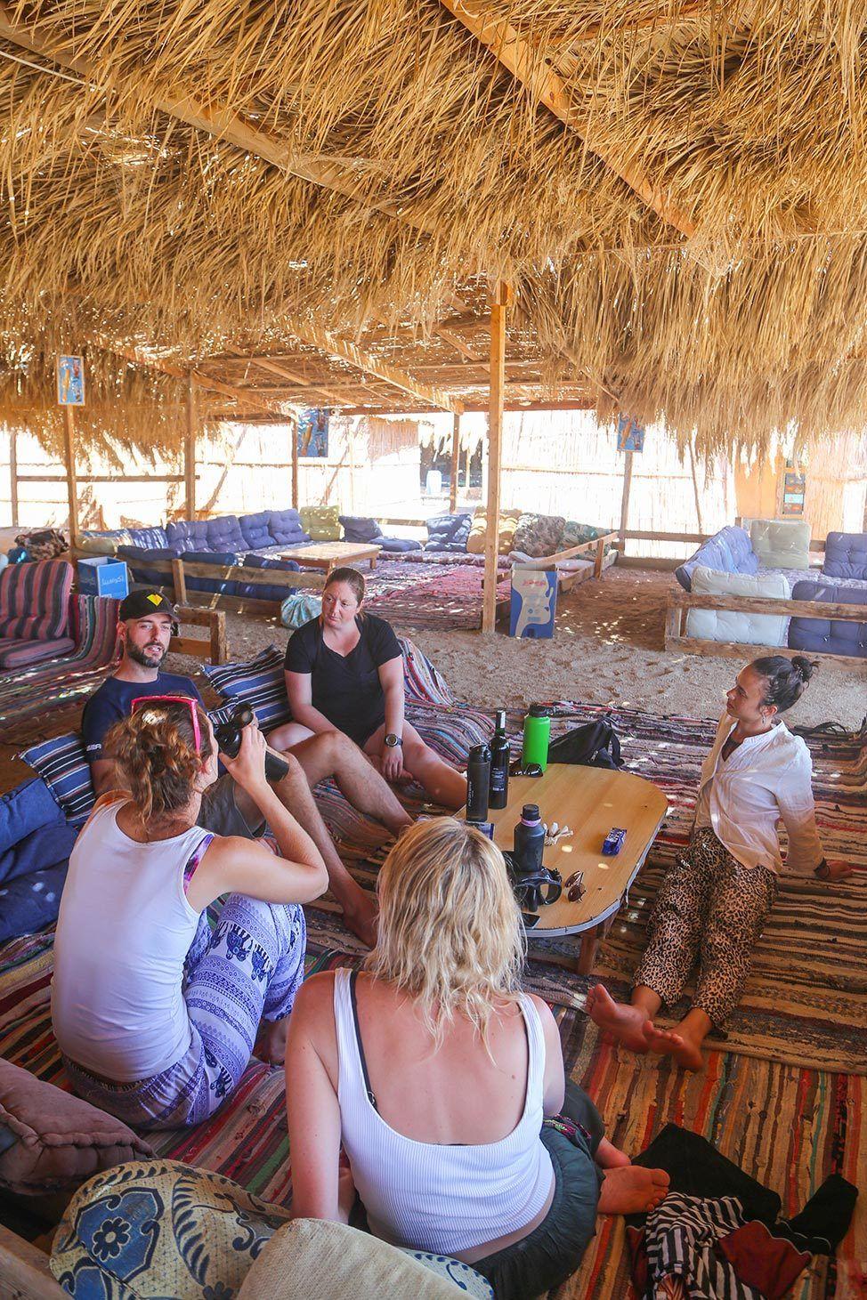 Dive Safari to Ras Abu Galum