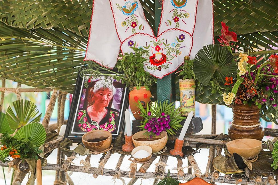 Dia De Los Muertos Cancun
