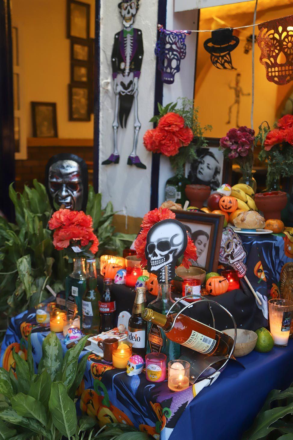 Dia De Los Muertos in Cancun