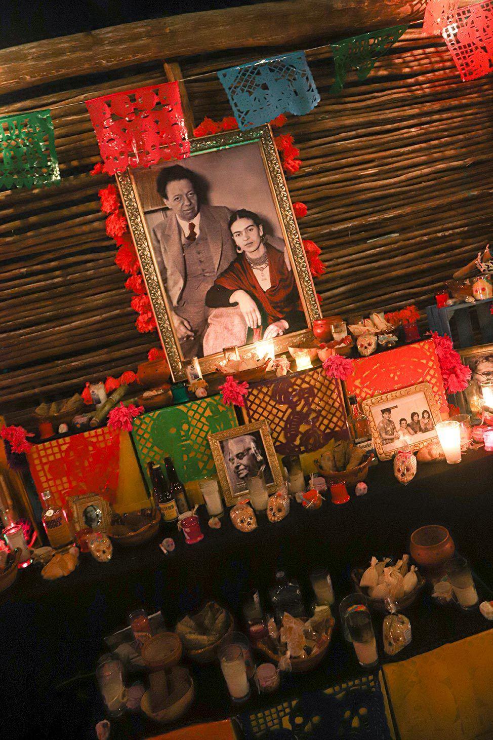Dia De Los Muertos Party at Selina Downtown Cancun