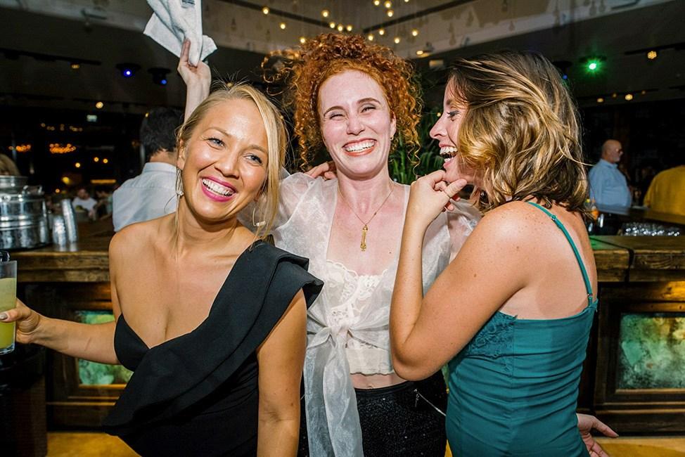 Wedding in Tel Aviv