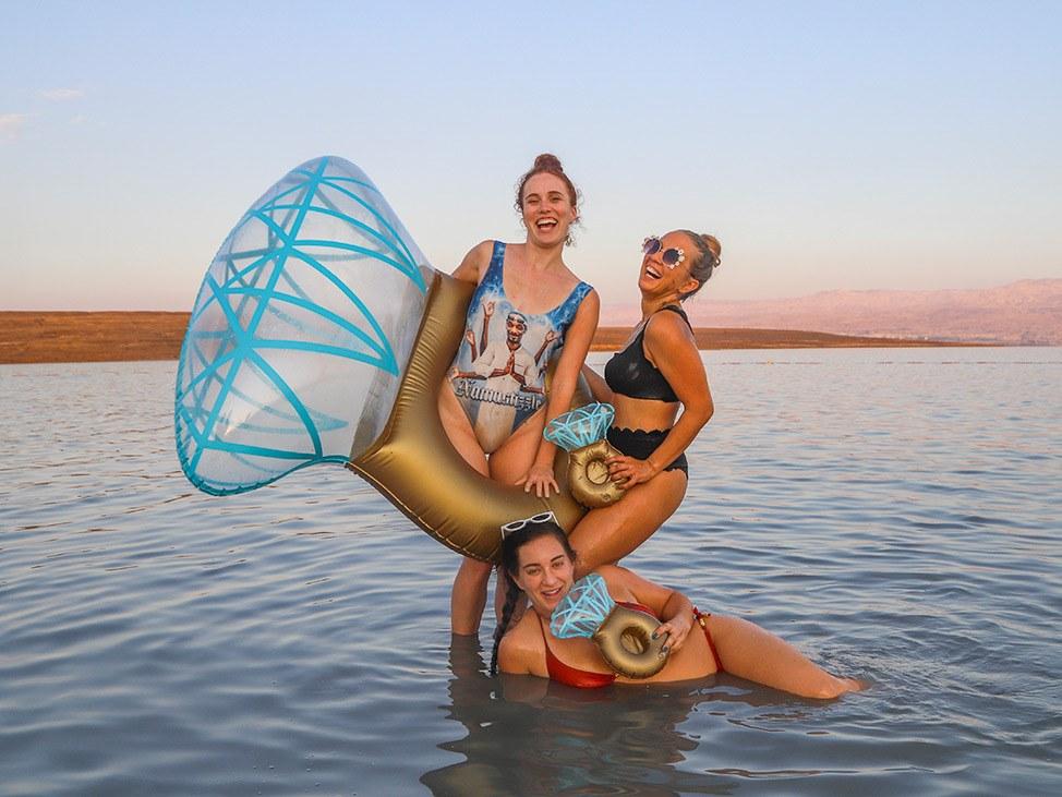 Post Wedding Dead Sea Excursion