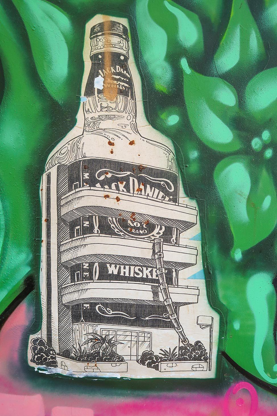 Street Art Carmel Market Tel Aviv