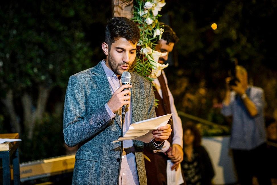 Wedding at Hagan Beshefayim in Hof HaSharon