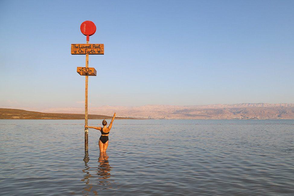 Kalia Beach, Dead Sea