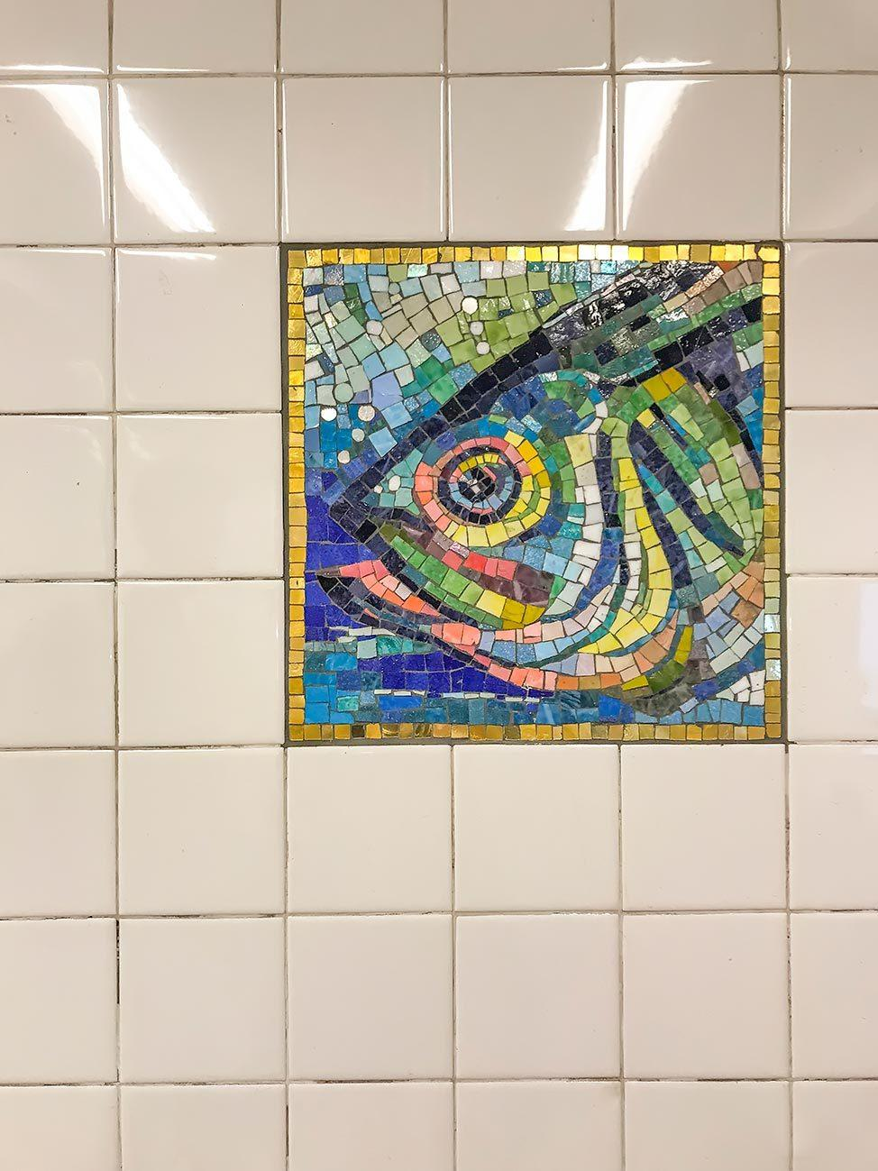 Subway Tile in NYC