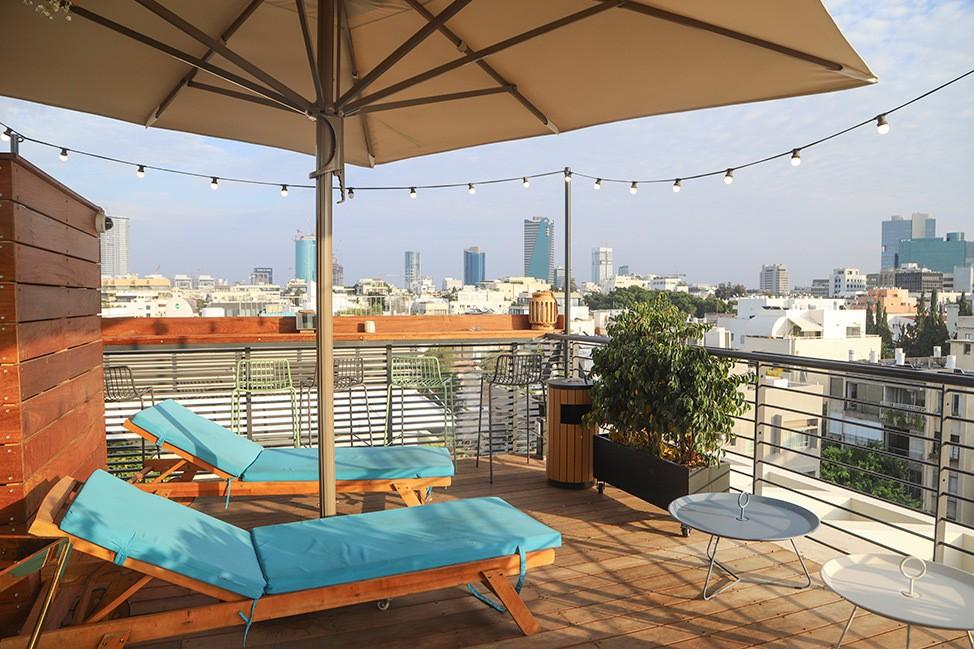 Sam & Blondi Hotel, Tel Aviv