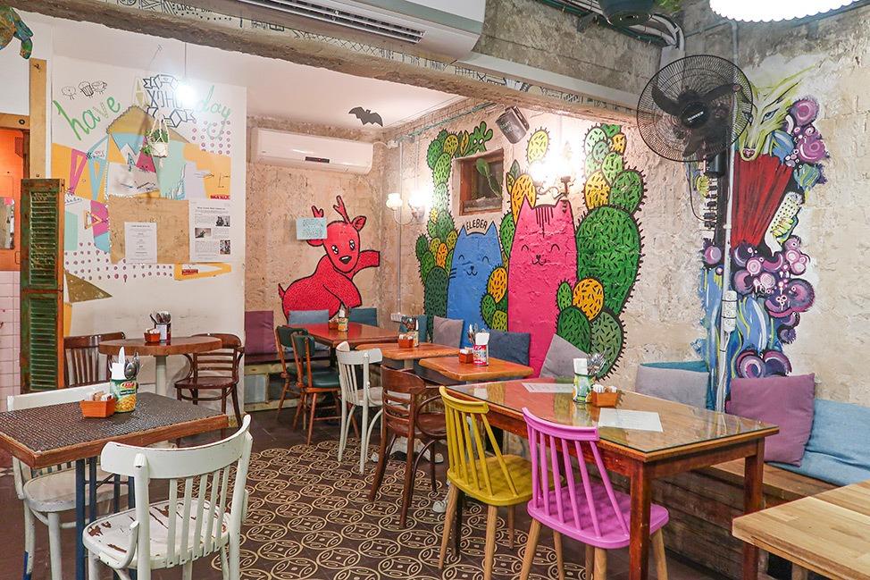 Cafe Xoho Tel Aviv