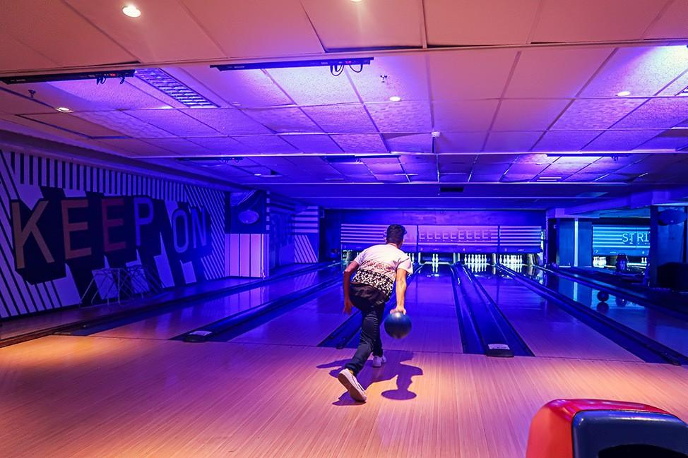 Bowling in Ramat Gan