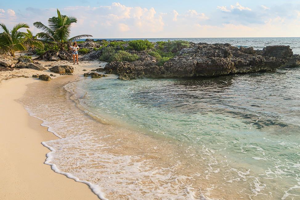Beaches of Isla Mujeres