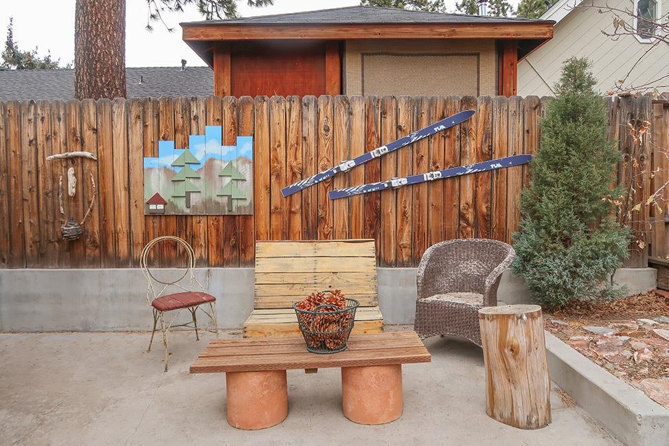 Ski House Airbnb in Big Bear, California