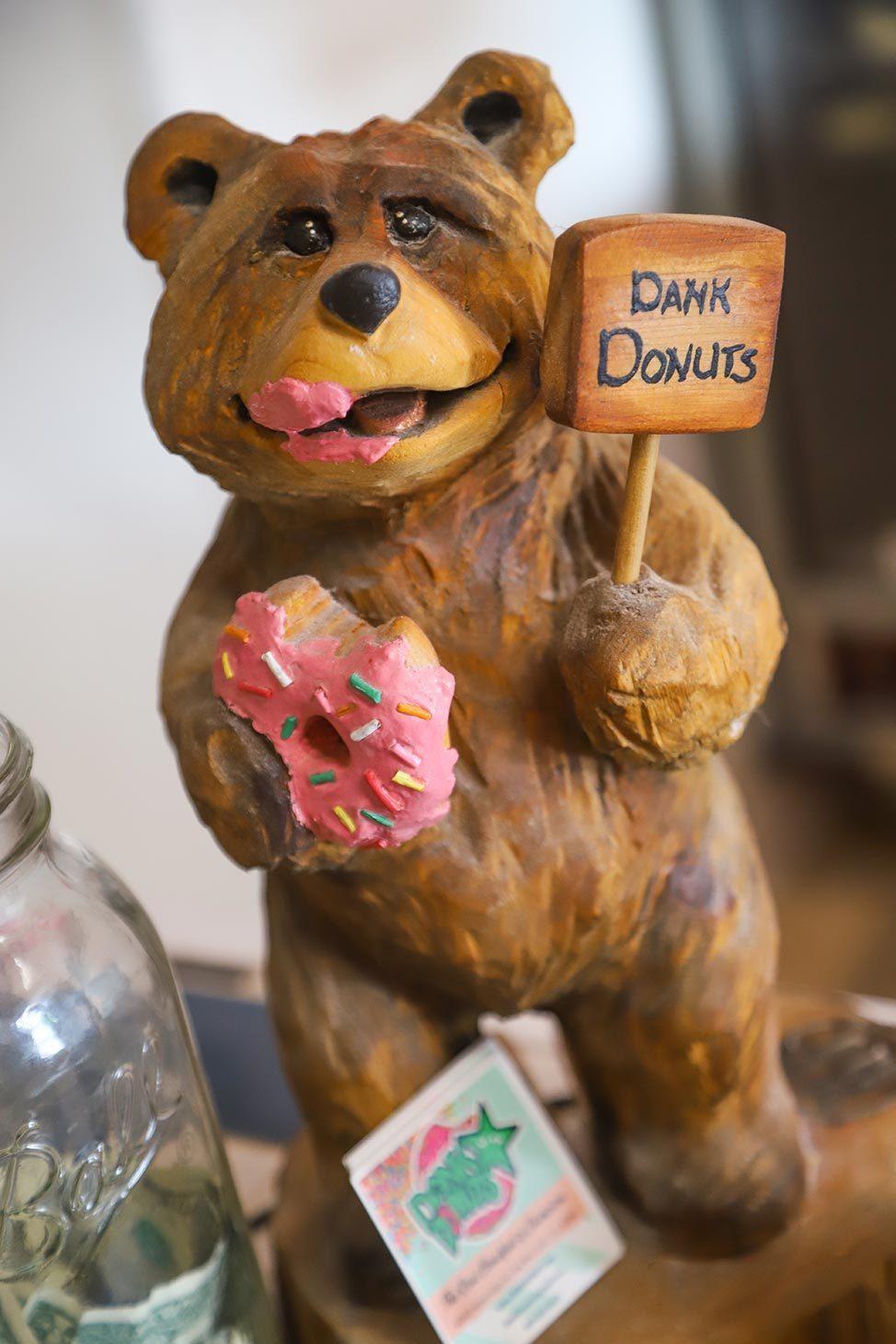 Dank Donuts in Big Bear, California