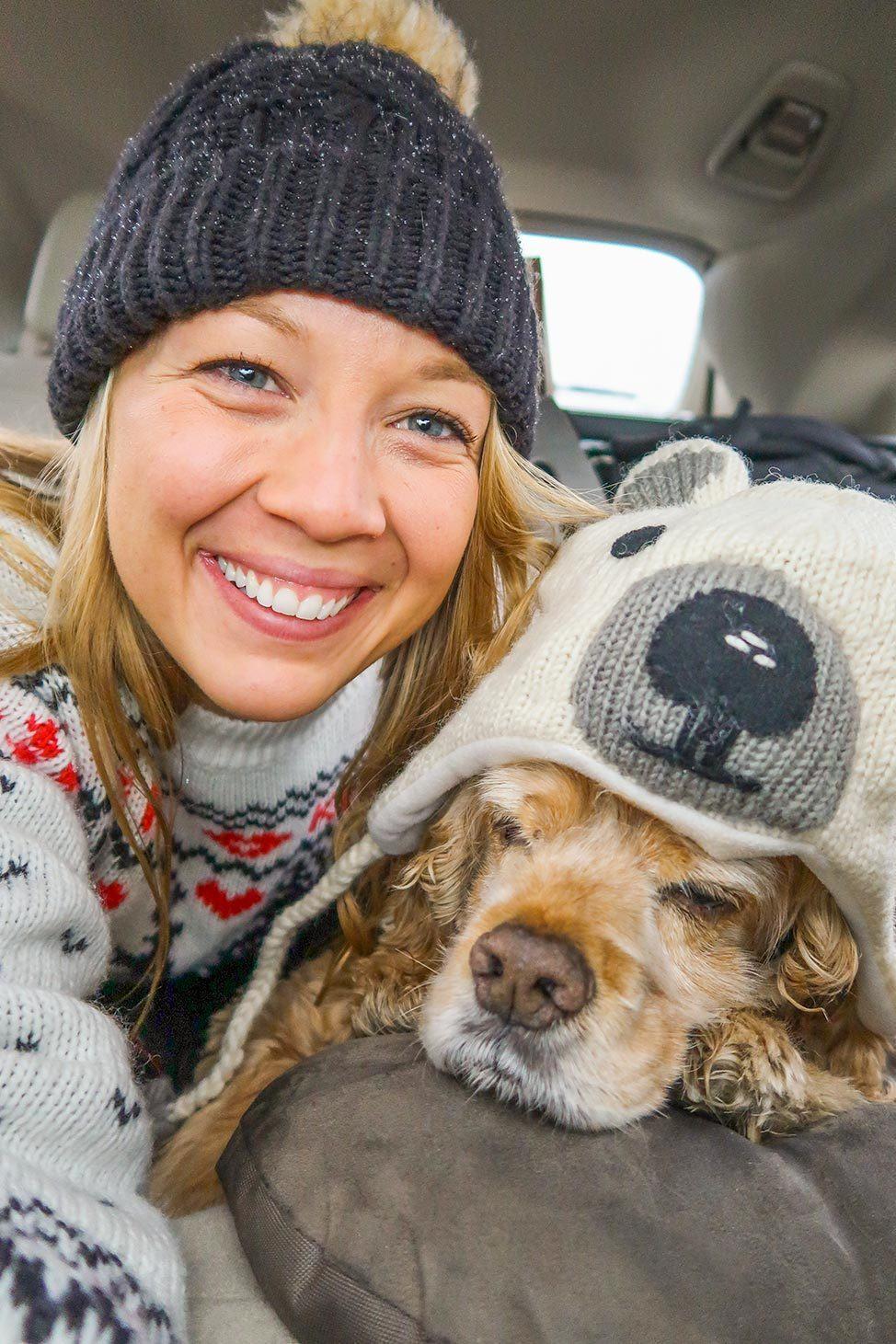 Dog Friendly Trip to Big Bear, California