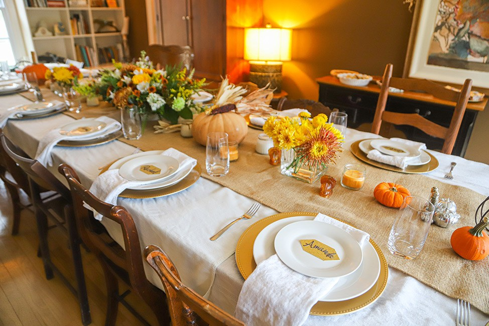 Thanksgiving in Albany, New York