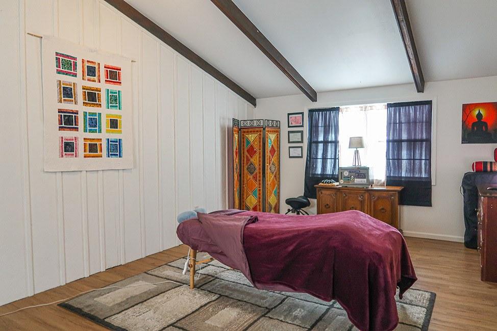 Massage at Om Shanti Yoga Studio Albany