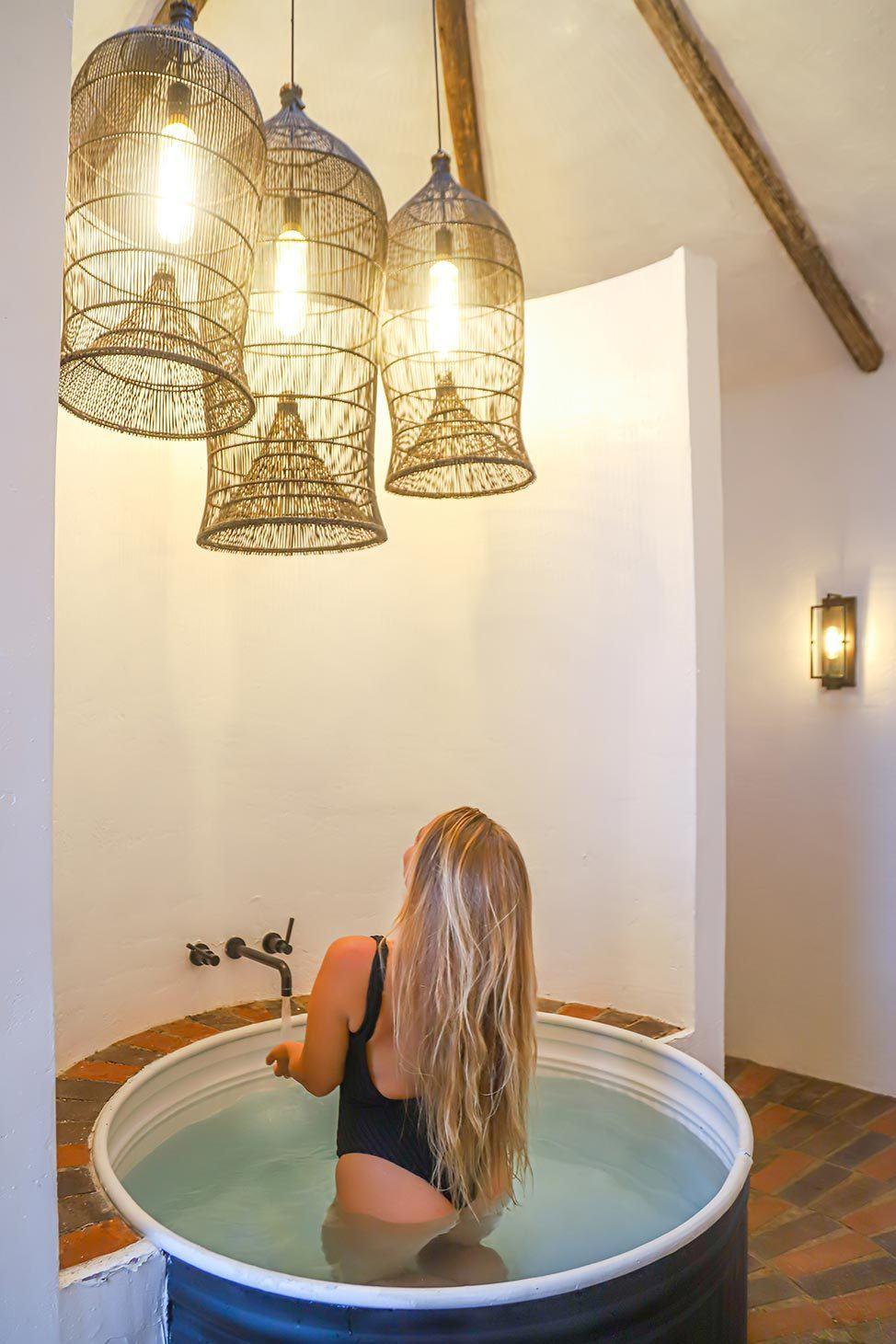 Idaho Potato Hotel Bathhouse