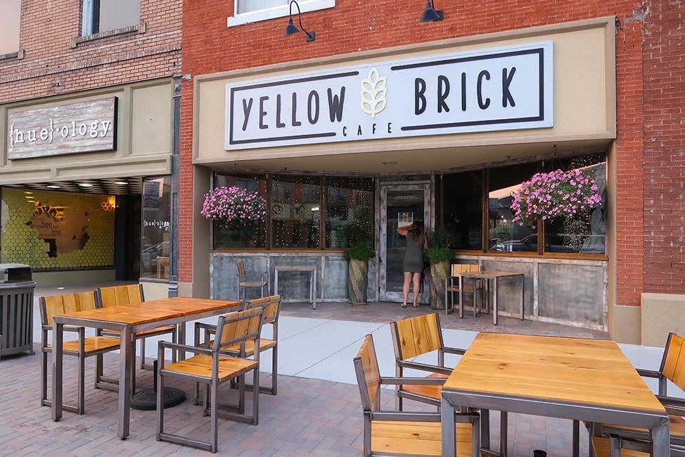Yellow Brick Cafe, Twin Falls, Idaho