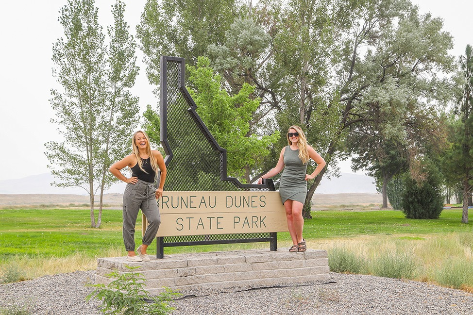Bruneau Dunes State Park, Idaho