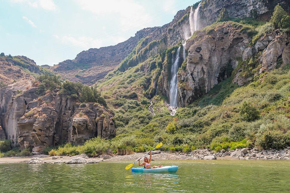 Shoshone Falls State Park, Twin Falls, Idaho