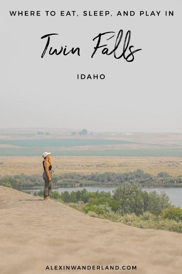 A complete Twin Falls travel guide | twin falls idaho, twin falls hiking, twin falls things to do