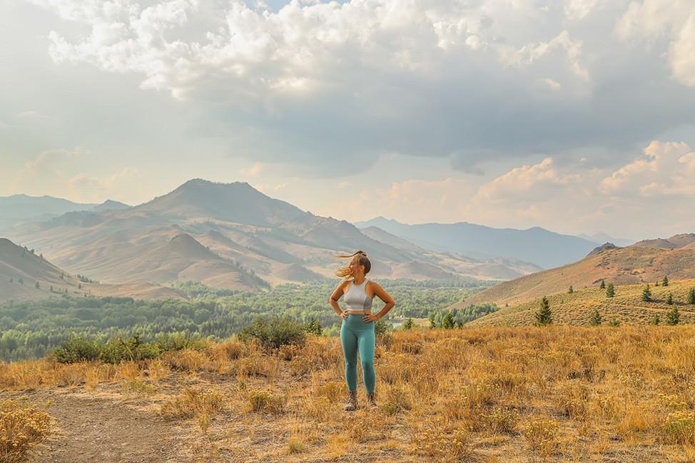 Summer Trip to Sun Valley, Idaho