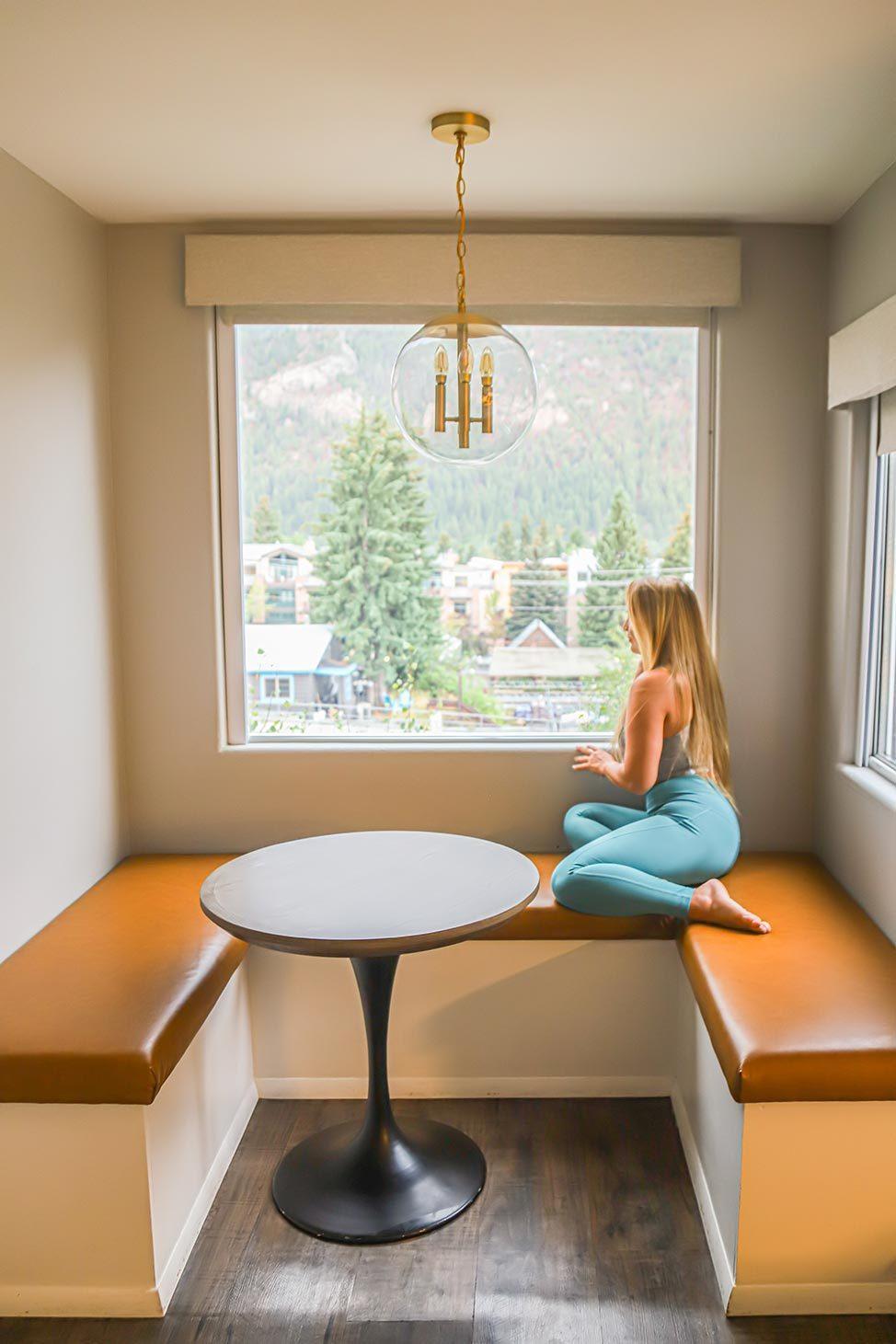 Hotel Ketchum Lobby, Sun Valley, Idaho
