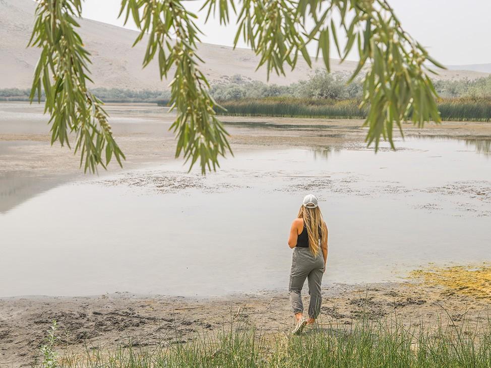 Wander Women Virtual Retreat Alex in Wanderland traveling