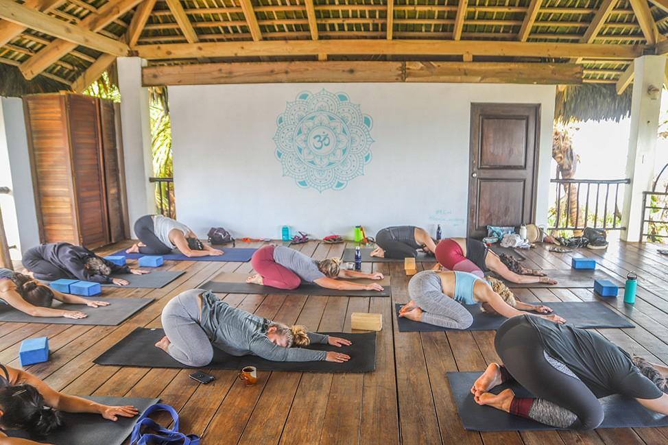 Women's Yoga Retreat in the Dominican Republic
