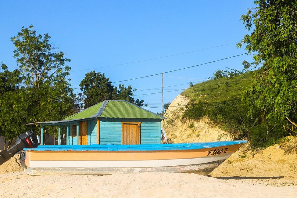 Playa Punta Rucia, DR