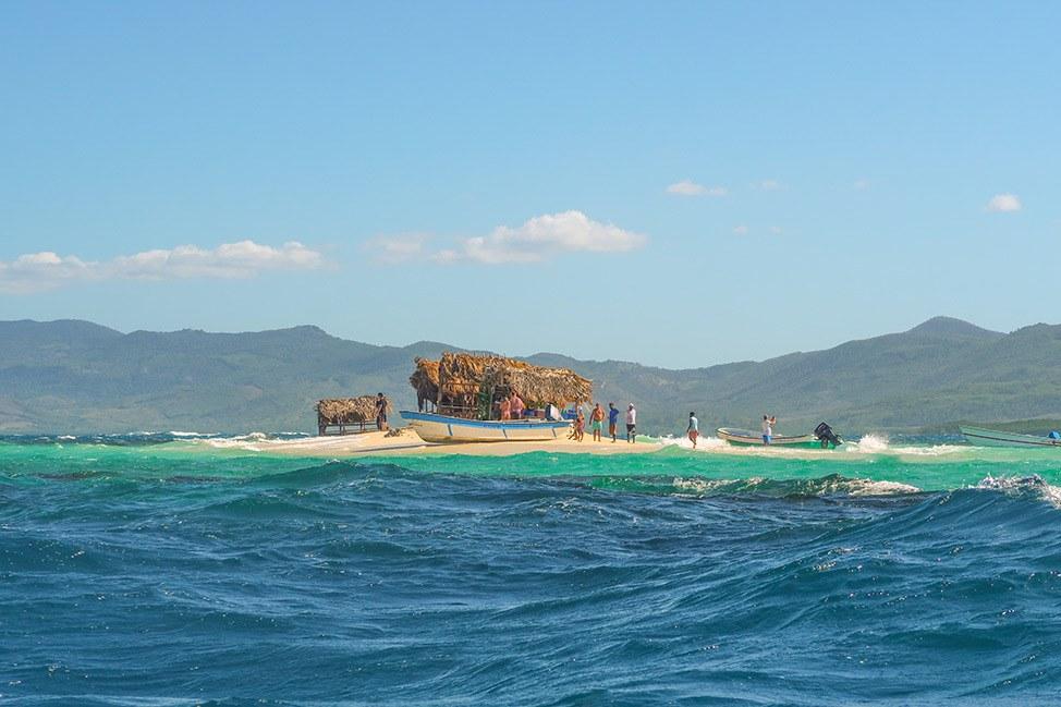 Cayo Arena, Paradise Island, Dominican Republic