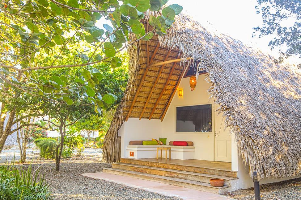 Punta Rucia Lodge in the Dominican Republic
