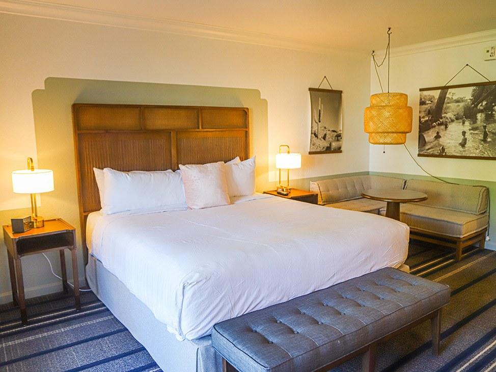 Wander Women Travel Workshop 2021 hotel room