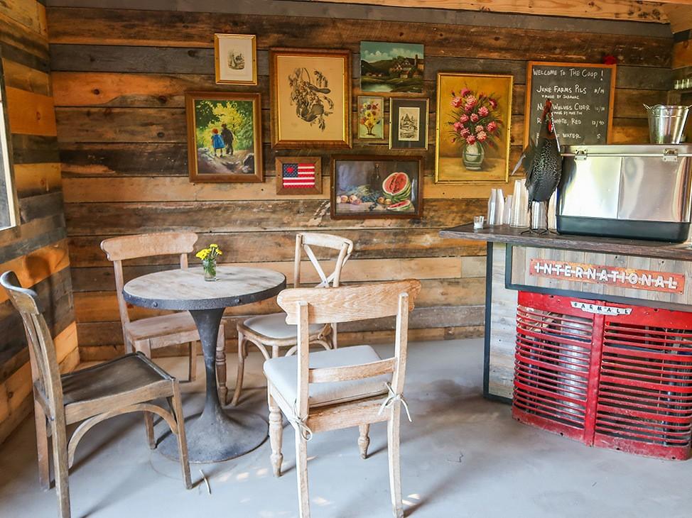 Wander Women Hudson Valley: cute local restaurant