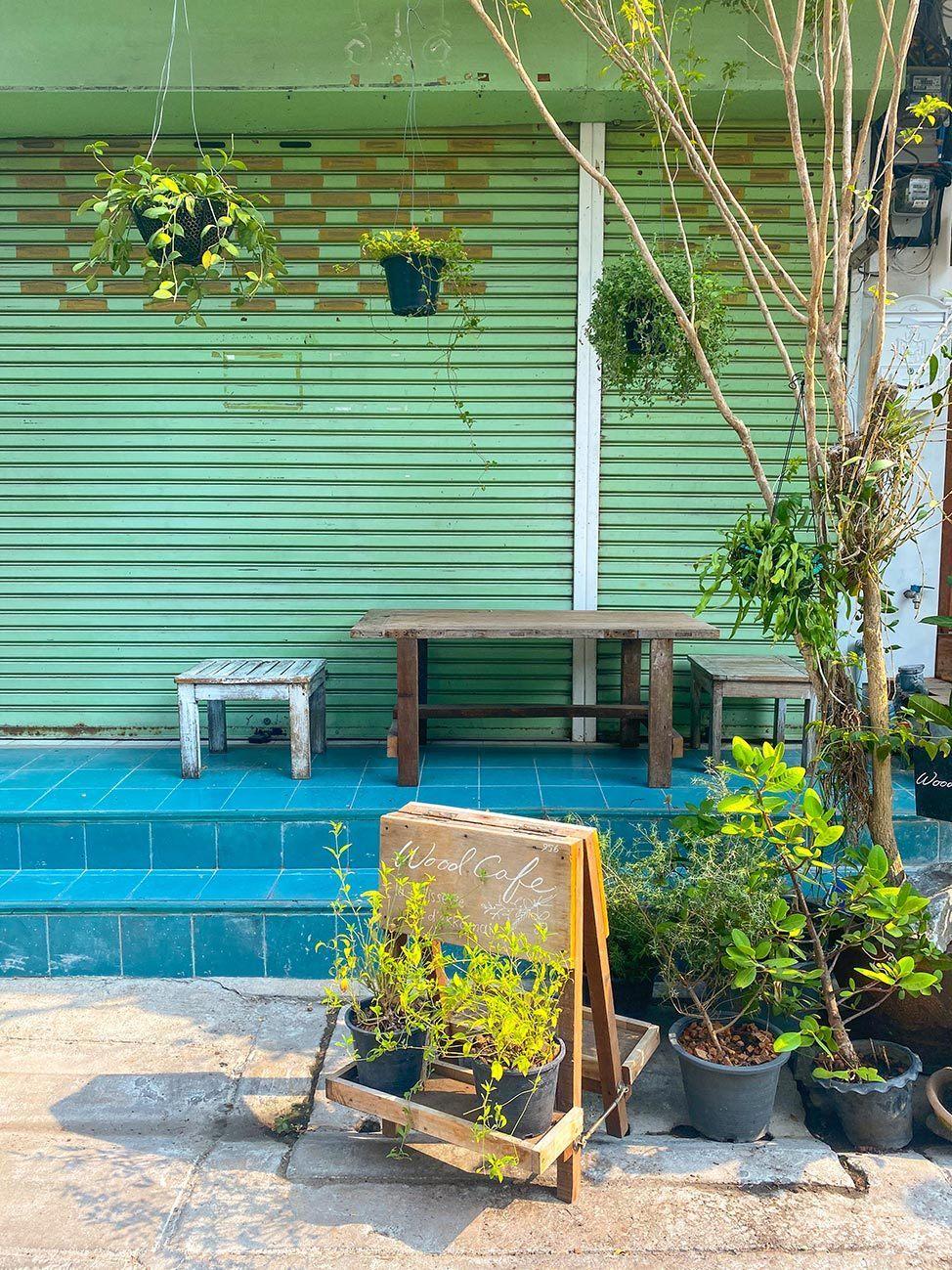 Cafe in Thonglor Bangkok
