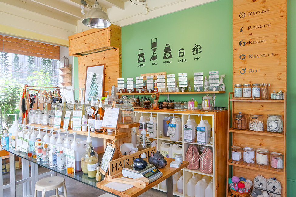 Get Well Zone Zero Waste Shop Bangkok