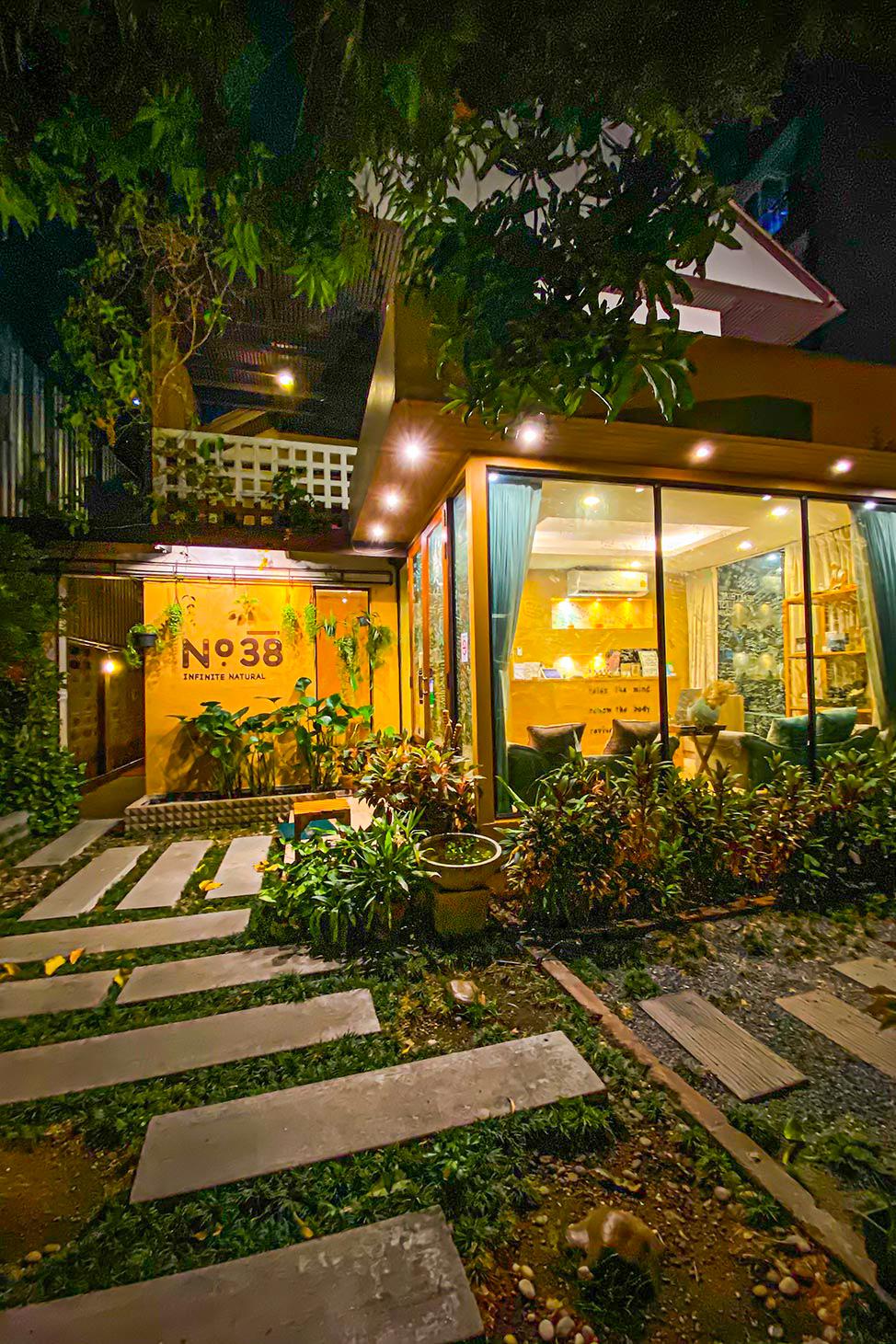 No.38 Infinite Natural Spa Bangkok