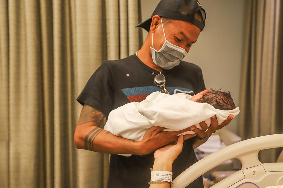 Having a baby at Samitivej Hospital in Bangkok