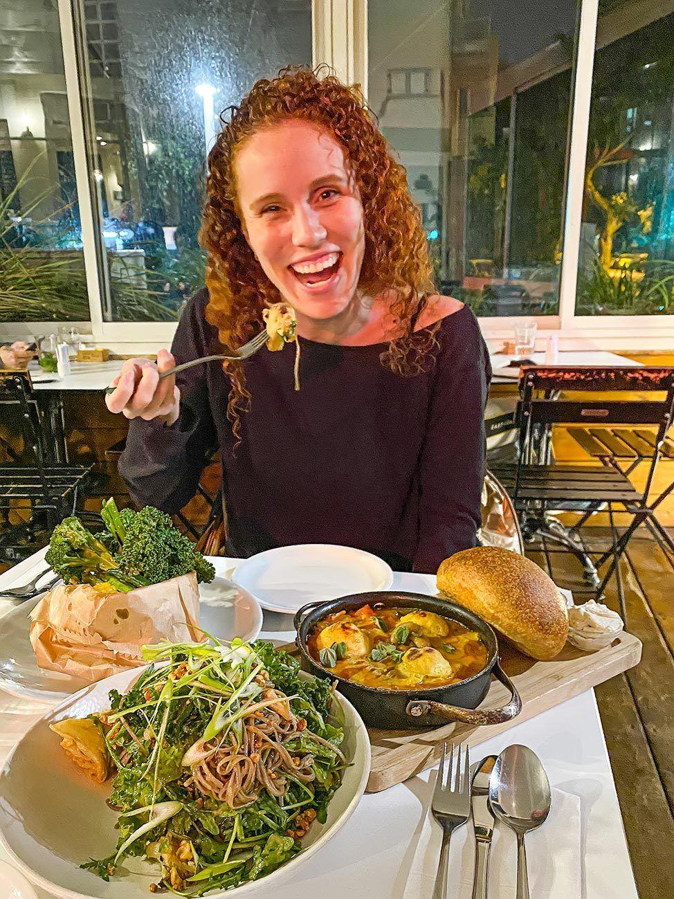 Anastasia, Tel Aviv