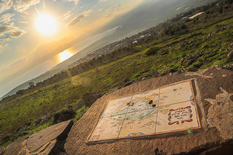 Lake Galilee Viewpoint