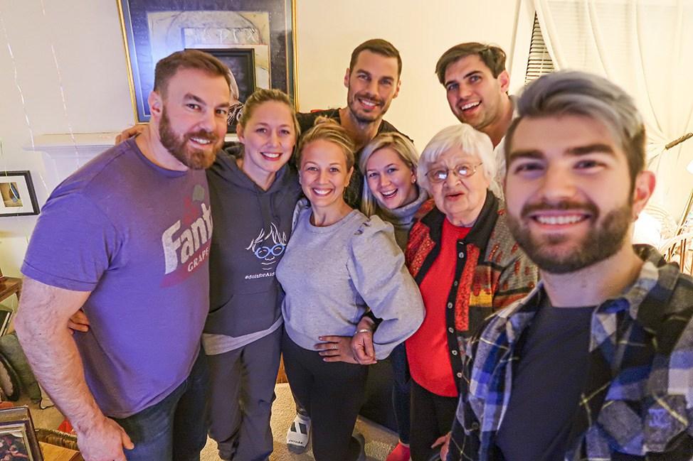 Family Reunion in Decatur IL