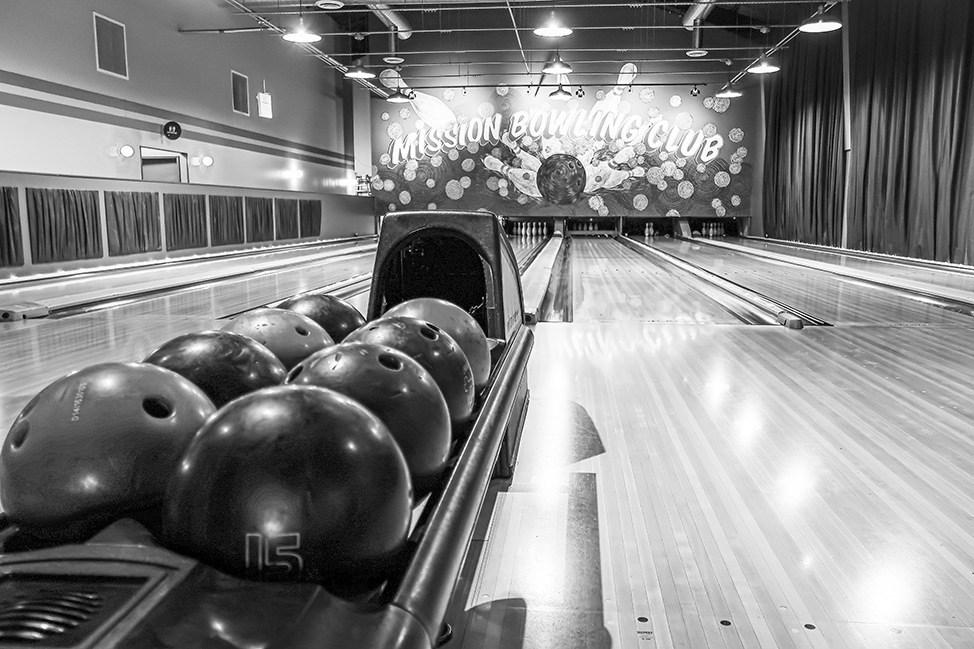 Mission Bowling San Francisco