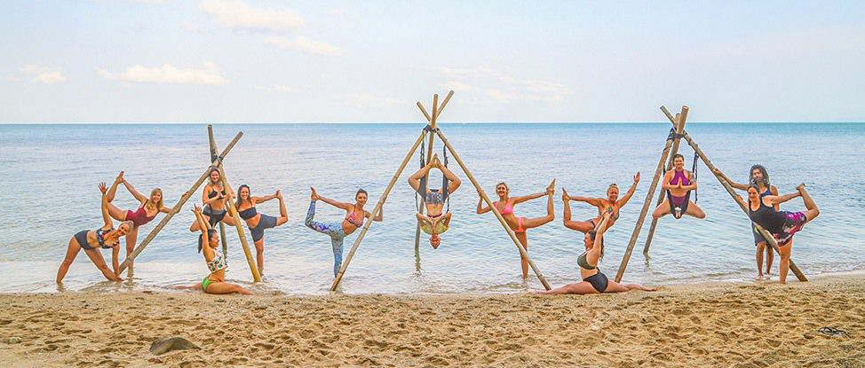 Learning to Fly: My Review of Ulu Yoga's Aerial Yoga Instructor Course thumbnail