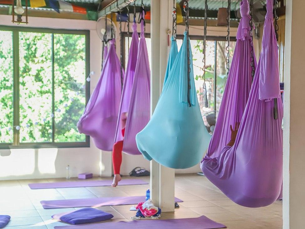 Ulu Yoga Teacher Training in Koh Phangan, Thailand