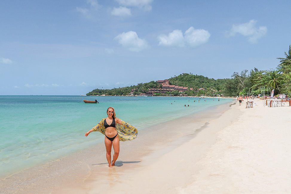 Haad Yao Beach, Koh Phangan Thailand