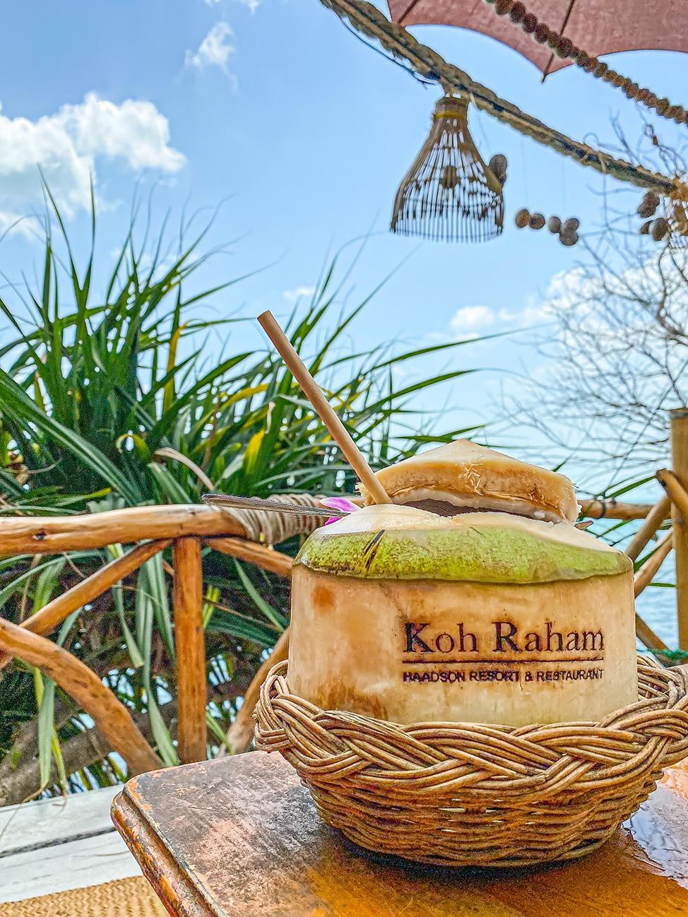 Koh Raham Restaurant, Koh Phangan