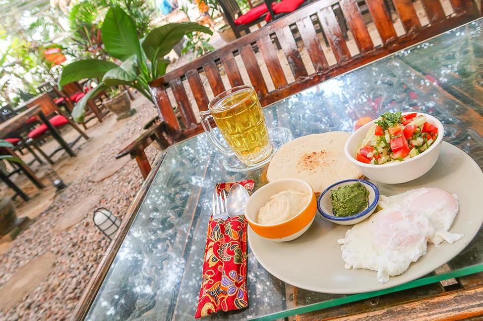 Taboon Restaurant and Cafe, Srithanu, Koh Phangan, Tailandia?