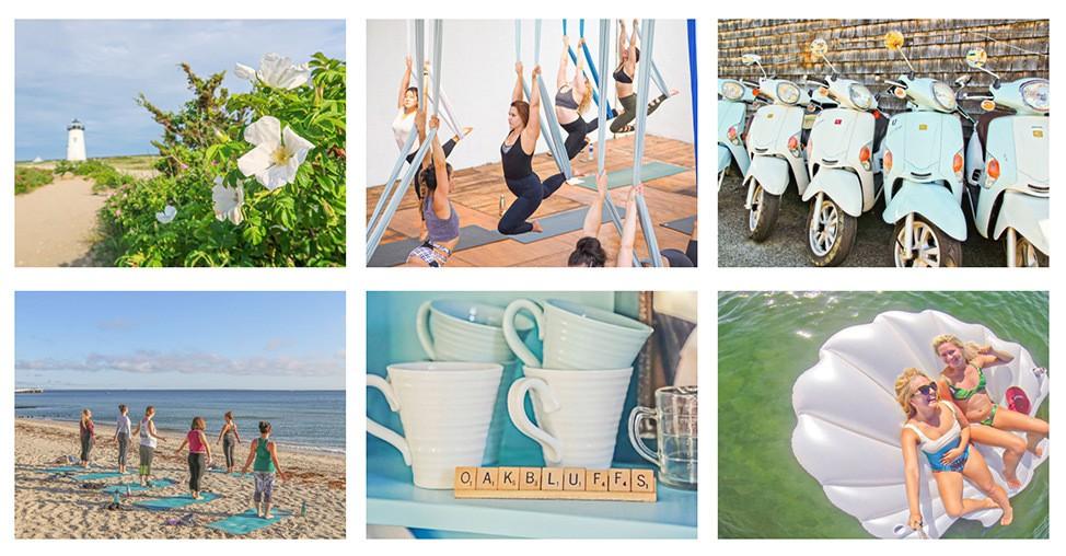 Announcing High Flying Martha's Vineyard: An Aerial Arts + Yoga Retreat thumbnail