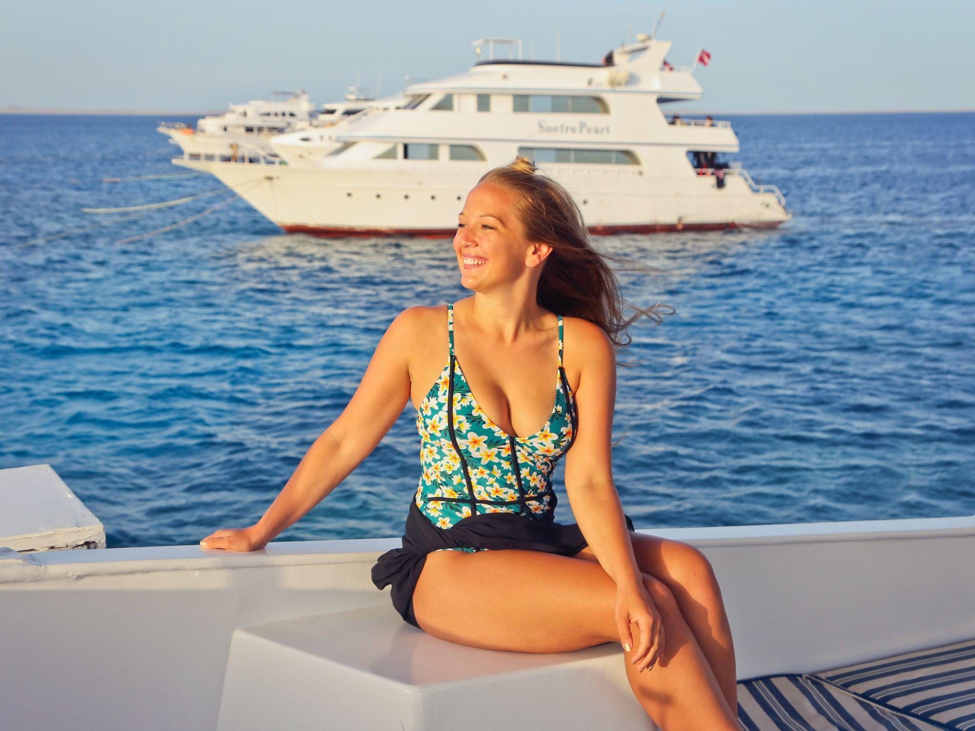 Wander Women Maldives luxury dive and spa liveaboard